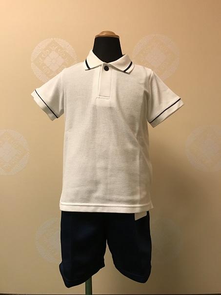 男の子体操服半袖半ズホンs